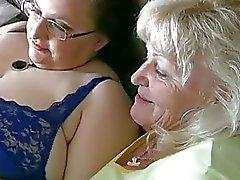 Paper alter Kindermädchen Amateursex mit grossen Kohlmeise Frau