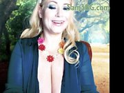 Part 2 of my weekly live cam members show of sam38g