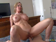 Big racked step mom Brandi Love fucking hard