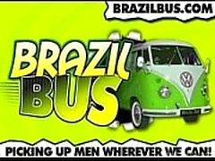 BrazilBus ett - Viktor y Bruno