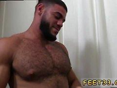 Hombre bondage pies gay primera vez Billy & Ricky In 'Bros & To