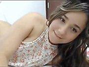 Novinha de 18 anos Nua per dato webcam in caiu na netta