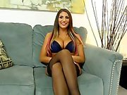 busty August Ames