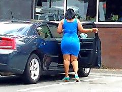 tick ebony latina tight mini dress