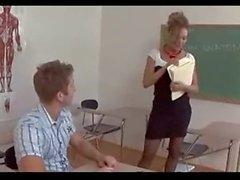 Mature Teacher Brandi Love CockTaiL-
