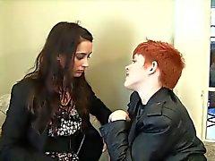 Enorm Lesbian Löskuk !
