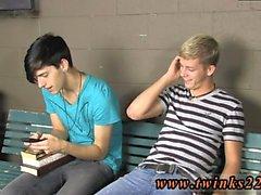 Gay twink galo tgp Kayden Daniels e Jae Landen têm um grande