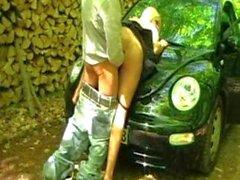 XXX The hitchhiker XXX-1 Dirty cent