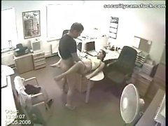 Security cam office