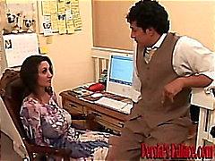 Persia Monir - Sexo en la oficina