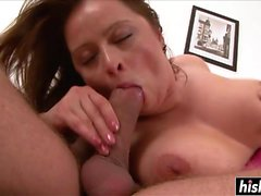 Barra Brass gets her pussy plunged