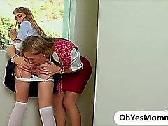 Teacher Tanya corrupts innocent Staci