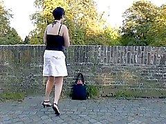 Plezier in Het Stadpark van Maastricht