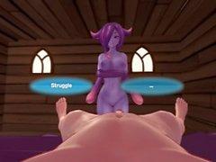 Monster Girl Island Demo - Story Build Tag 3 Walkthrough