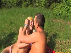 Teen Outdoor Sex 6