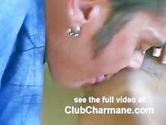 Charmane Star Caters Cock