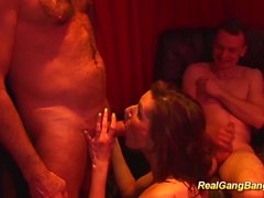 Swinger-Club groupsex Orgie