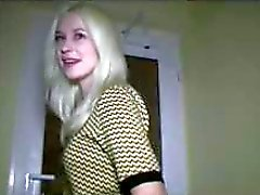 PublicAgent Blonde Russian loves a public fuck