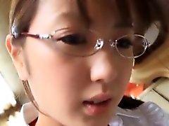 Bel Cornea ragazza giapponese fare sesso