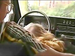 Prostituierte bei Auto