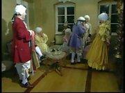 Ein geiler Mozart knalle ein lustvollen blondes Princess and Joins in aus irgendeinem Gruppenaktionen