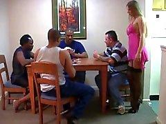di poker la moglie parte