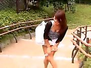 Stealing Pussy Hairs of Street Walking Girls..1
