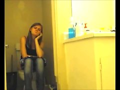 pissing teen compilation