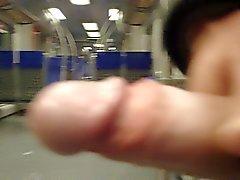 esperma rápido en tren