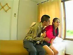 Thai tonårsflickor