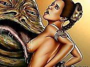 Star Wars orgies