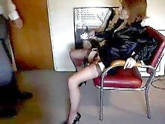 Kinky Seksi sihteeri ja hänen pomo