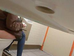 Coffee Shop WC spy 5