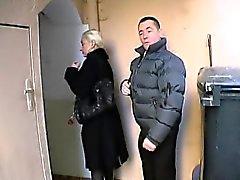 Française matures Patricia baisée dans un trio