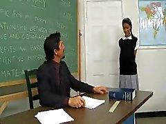 corrupte schoolmeisjes