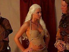Daario kann nicht widerstehen Khaleesis rosa Twat - Spiel der Knochen SC3