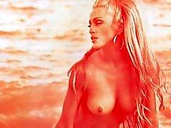 De Madonna se déshabilla !