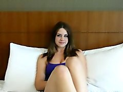 Hot ass amateur gets paid for a fuck at this fake casting