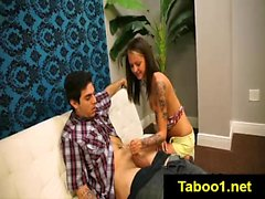 Kendra Cole Strips for stepbro