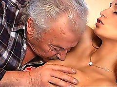 Grandpa porn casting