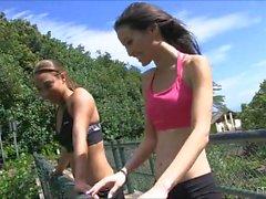 Mary und Aubrey II sexy babes nackt lustig ftvgirls Video