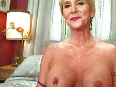 Sexy Granny Cunt Tease