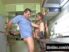 Deutsch ausgereifte whore Ort Schwänze Küche