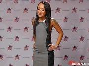 DP Star 3 - Petite Ebony Teen Holly Hendrix Deep Throat Blowjob
