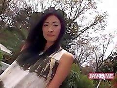 Cute Seductive Asian Babe Fucking