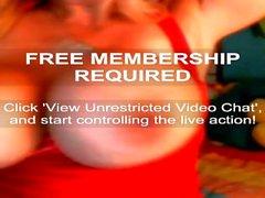 Taylor Stevens - iFriends Web Cam Anzeigen