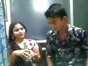 Indiska Desi sexig tjej i churidar