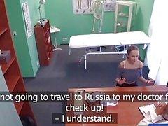 FakeHospital Schnelle fucking mit Patienten nach Erdbeben entzündet sexuelle Lust