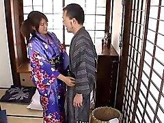 Bella cariño japonesa de Nene Nagasawa Ya se pueden durante algún