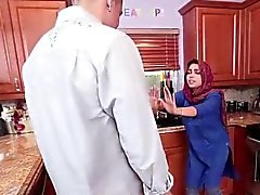 Arab teen Ada gets fucked in missionary